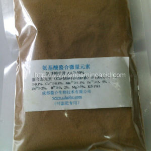 Granular Amino Acid Chelated Multi-Elements 10% Trace Element 25% Amino Acids pictures & photos