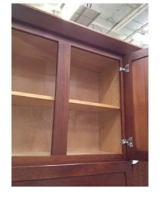 Faceframe Maple Solid Base Cabinets pictures & photos