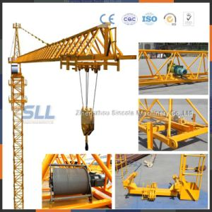 Building Tower Crane Supplier/ Tower Crane 8 Ton pictures & photos