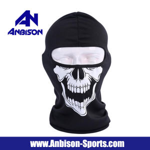 Anbison-Sports Balaclava Ghost Full Face Mask Protector Type 6 pictures & photos