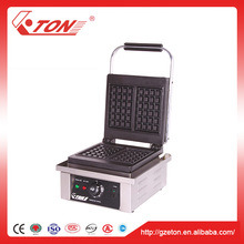 Commerical 1-Plate Electric Waffle Machine pictures & photos