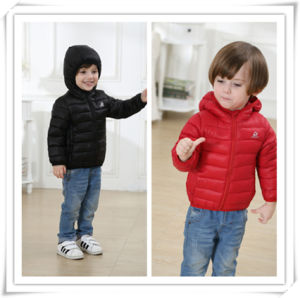 Boy Girl Padded Jacket Kids Winter Warm jacket Latest Boy Winter Coat 605