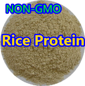 Rice Protein Non-Gmo for Animal pictures & photos