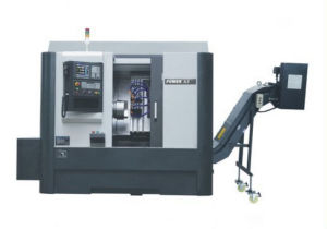 Power A8 60 Degree Slant Bed Heavy Type CNC Lathe pictures & photos