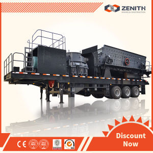Zenith Mobile Cone Crusher Plant, Cone Crusher Plant pictures & photos