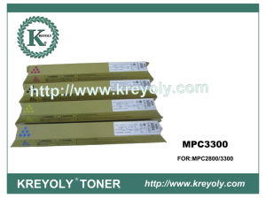 Good Compatiblilty Toner Cartridge for Ricoh MPC3300 pictures & photos