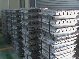High purity Lead Ingot 99.995% pictures & photos