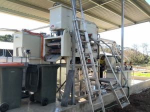 Sludge Dehydrator Press Professional Sludge Treatment