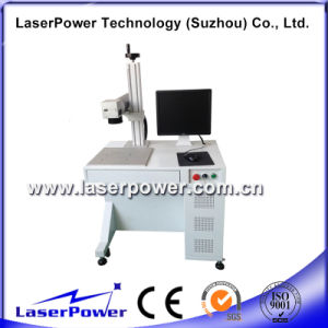 10W 20W 30W Optical Fiber Laser Etching System for Mold