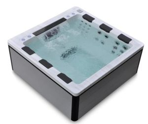 Shenzhen Made Outdoor SPA with Gekco System pictures & photos