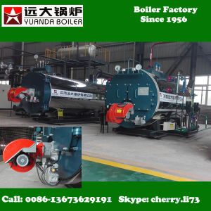 13bar Pressure 4t Natural Gas Steam Boiler Machine pictures & photos