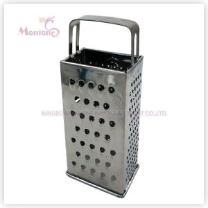 Kitchen Tool Stainless Steel 8′vegetable & Fruit Grater with Four Side pictures & photos