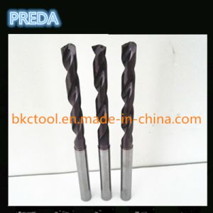 10.2mm Internal Coolant Drill Bits HRC55 for Metal pictures & photos