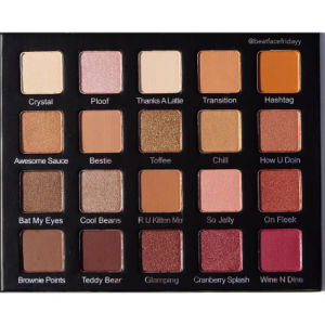 Violet Voss Holy Grail PRO Eye Shadow Palette 20 Color Cosmetic Eyeshadow pictures & photos