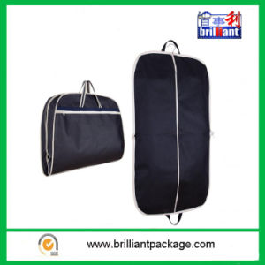 Factory Sale Folding Suit Garment Bag with Logo Printing pictures & photos