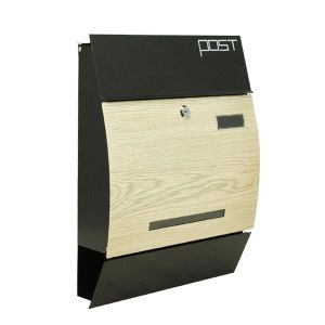 Solar Mailbox, Letterbox, Post Box (NLK-LB-009) pictures & photos