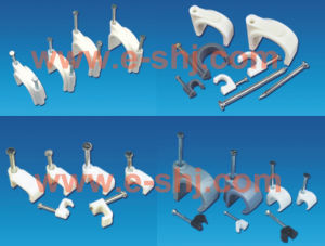 Cable Clip, Nail Clip pictures & photos