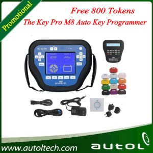 The Key PRO M8 with 800 Tokens Best Auto Key Programmer Tool Key PRO M8 Auto Key Programmer Free Shipping by Dhlthe Key PRO M8 with 800 Tokens Best Auto Key PRO pictures & photos