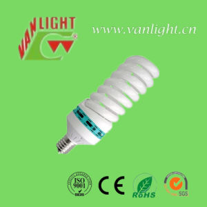 High Power T6 Full Spiral 125W CFL, Energy Saving Lamp pictures & photos