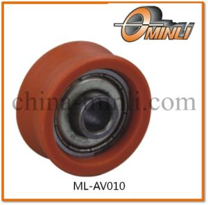 Ball Bearing with Plastic Coat (ML-AV010) pictures & photos