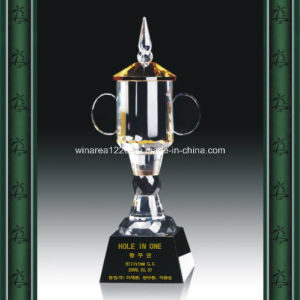 Customized Crystal Award with K9 Material Height 35cm pictures & photos