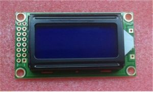 8X2 Character Stn Negative Small LCD Display pictures & photos