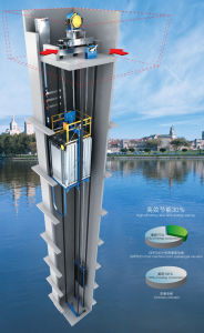 Spacious Luxurious CE Approved Passenger Elevator Lift Price pictures & photos