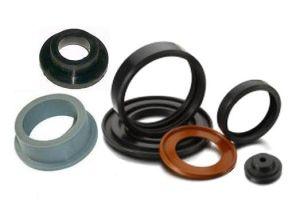 Equipment Custom Rubber Flange Gasket