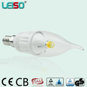 90ra 330 Degree E14 CREE Chip Scob Dimmable LED Candle Light (LS-B304-A-CWWD/CWD) pictures & photos