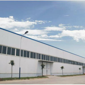 Prefabricated Industrial Construction Design Steel Structure Warehouse