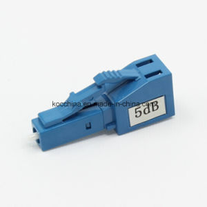 LC/PC 5dB Male-Female Fiber Optic Attenuator pictures & photos
