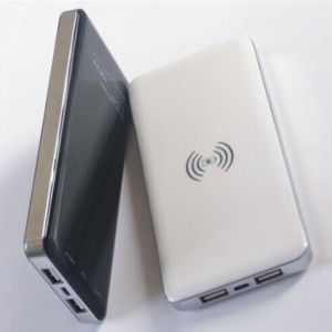 10000mAh Qi Wireless Power Bank for All Qi Phones pictures & photos