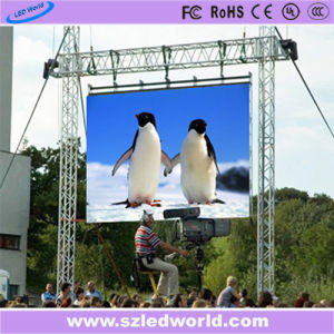 Outdoor/Indoor Rental LED Electronic Billboard LED Display Screen Panel for Advertising Board (P3.91, P4.81, P5.95, P6.25, P5.68) pictures & photos
