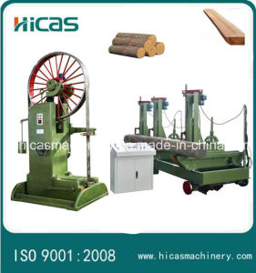 Hc600 Horizontal Band Saw for Wood Band Saw Machine pictures & photos