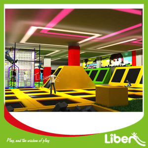 Liben 2016 Customized Indoor Trampoline Park for Children and Adults pictures & photos