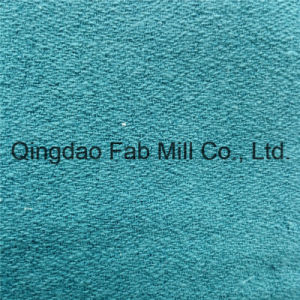High Quality Linen/Cotton Single Yarn Fabric (QF16-2524) pictures & photos