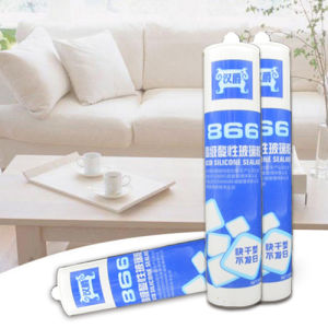 Hj-866 Acetic-High Performance Silicone Sealant pictures & photos