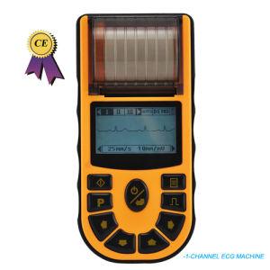 Digital 1-Channel Handheld EKG Implement (EKG-80A) -Fanny pictures & photos