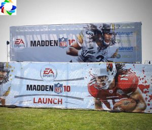 Outdoor Vinyl Wind Proof Advertising Mesh Banner pictures & photos