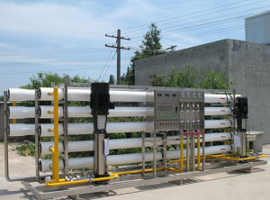 20t/H Good Quality RO Water Treatment Plant with Dow Membrane pictures & photos