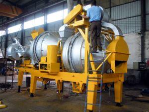 Hlb-20 / 20tph Mobile Asphalt Batching Plant pictures & photos