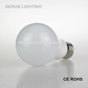 A60 E27 B22 Standard Plastic Aluminum 270 Degree Epistar SMD2835 Ra>80 PF>0.5 8W LED Bulb pictures & photos