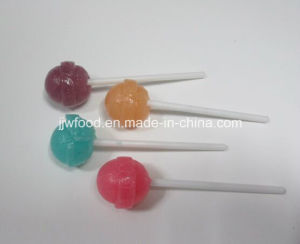 10.5g Dd Double Fruits Flavors Compressed Sweet Lollipop pictures & photos