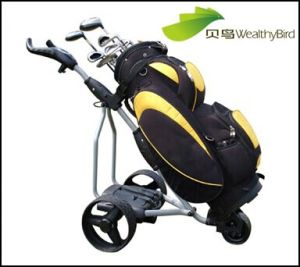 2016 New Electric 105L lithium Battery Golf Trolley pictures & photos