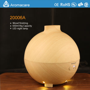Fashion Design Ultrasonic Anion Aroma Diffuser Humidifier (20006A) pictures & photos