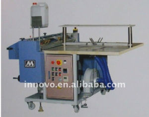 Semi Automatic Gluing Machine (SJB1000) pictures & photos