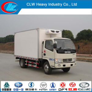 New Condition Dongfeng 4*2 Mini Frezzer Trucks pictures & photos
