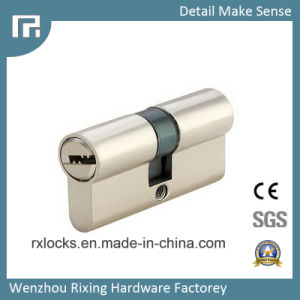 60mm High Quality Brass Lock Cylinder of Door Lock Rxc01 pictures & photos