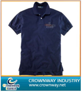 Garment Dyed Golf Polo Shirt with Embroidery Logo pictures & photos