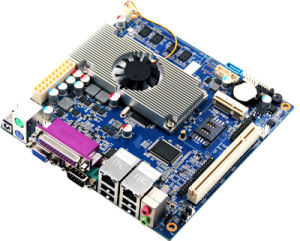 Intel Atom HDMI 1080P POS Motherboard for POS/Firewall/HTPC pictures & photos